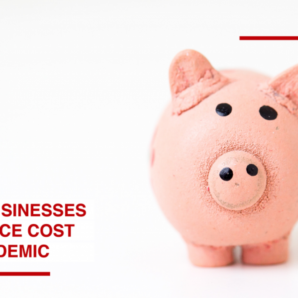 5 ways businesses can reduce cost post-pandemic Cover